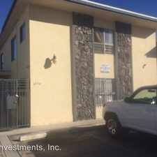 Rental info for 4143 37th Street 7 in the San Diego area