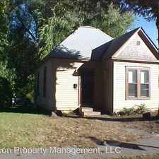 Rental info for 419 E 8th Ave. in the Spokane area