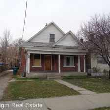 Rental info for 2815 Grant Ave