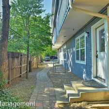 Rental info for 1842 Arapahoe Ave in the Boulder area