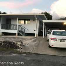Rental info for 3210 A Lower Road