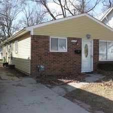 Rental info for 413 Edgewood Place in the Detroit area