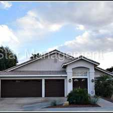 Rental info for JUST LISTED! Gorgeous 4 Bedroom/ 2 Bath POOL Home in N. La Quinta!