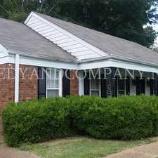 Rental info for Great Family Home! in the Memphis area