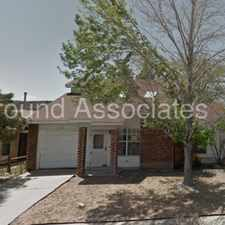 Rental info for 6604 Flynn Avenue Northwest in the Albuquerque area