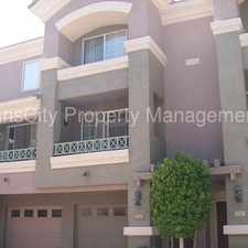 Rental info for Town Home for rent in Phoenix at Cactus/Tatum 2 Beds, 2 baths, Community Pool in the Phoenix area