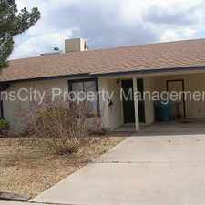 Rental info for Phoenix home for rent with 3 beds / 2 baths near Cactus & 23rd in the Phoenix area