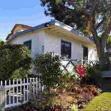 Rental info for Charming Village Cottage in the San Diego area