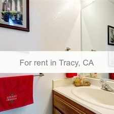Rental info for Leamon St, Tracy in the Tracy area