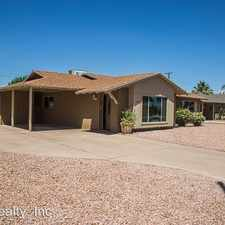Rental info for 8326 E Columbus Ave in the Scottsdale area