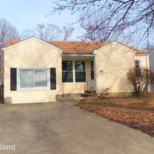 Rental info for 901 Waverly Road
