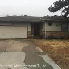 Rental info for 709 North Waco Ave in the Tulsa area