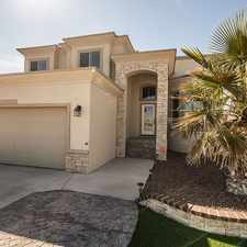 Rental info for Spring Willow 3187 in the El Paso area