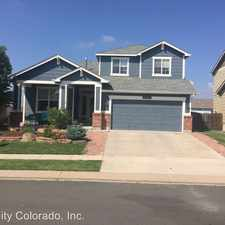 Rental info for 4126 Fellsland Drive in the Colorado Springs area