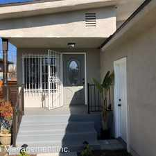 Rental info for 2063 E. Nord St. in the Los Angeles area