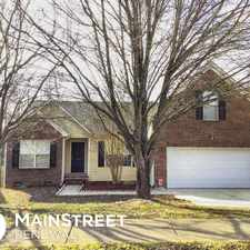 Rental info for 11333 Gold Pan Road in the Charlotte area