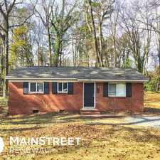 Rental info for 538 Wellingford Street in the Charlotte area