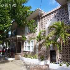 Rental info for 549 2nd St N #2 in the St. Petersburg area