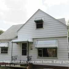 Rental info for 4471 Fulton Rd, in the Cleveland area
