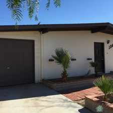 Rental info for ACharming completely remodeled craftsman style home. Fresh new interior, All new air condition and plumbing, walls and paint, new flooring and new kitchen. 1-car garage, separate laundry room, mirrored closet doors. Large back yard, quiet community . in the Las Vegas area