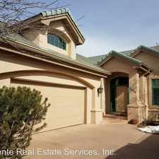 Rental info for 2620 Alder Point in the Colorado Springs area