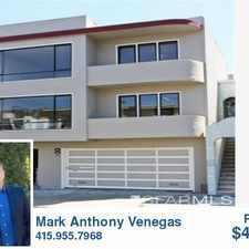 Rental info for 661 Guerrero St. in the San Francisco area