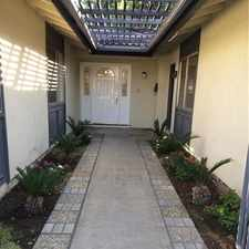 Rental info for One Level 4 Bedroom/2 Bath Home Situated Nicely... in the Yorba Linda area