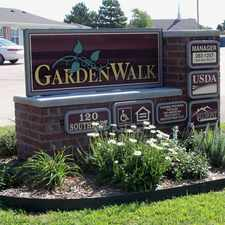 Rental info for GardenWalk of Newton in the Newton area