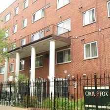 Rental info for 6124 N Winthrop 100 in the Chicago area