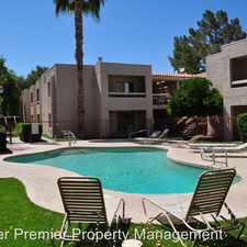 Rental info for 3002 N 70th St #121 in the Phoenix area