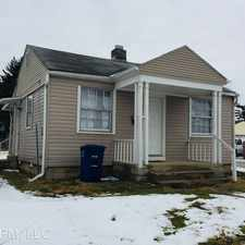 Rental info for 2580 Pontiac St in the Columbus area
