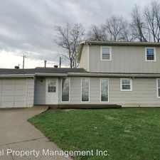 Rental info for 7613 East 85th Street in the Kansas City area
