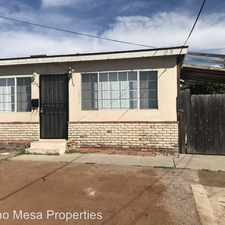 Rental info for 2391 Washington Street in the San Diego area