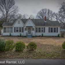 Rental info for 999 Mosby Road in the Memphis area