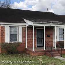 Rental info for 2343 St. Charles Ave