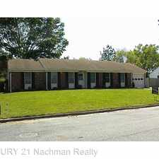 Rental info for 5489 Stonehaven Drive in the Chesapeake area