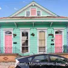 Rental info for 934-936 Mazant Street - 936 in the New Orleans area