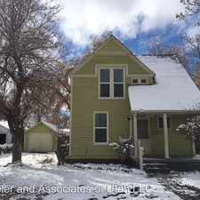 Rental info for 3645 Adams Ave.