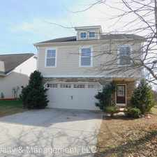 Rental info for 5128 Stone Park Dr in the Charlotte area
