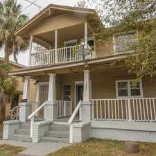 Rental info for 1047 W 8th St in the Jacksonville area