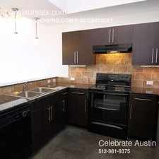 Rental info for 433 W. 3rd in the Austin area
