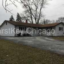 Rental info for 8741 West 161st Place in the Tinley Park area