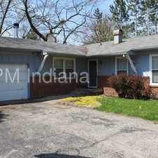 Rental info for Charming 3 Bedroom Home in the Indianapolis area