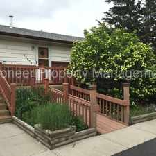 Rental info for Fantastic Half Duplex in Great Lakewood Area! in the Lakewood area