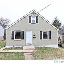 Rental info for BEAUTIFULLY RENOVATED! CENTRAL AC/HEAT! FINISHED BASEMENT! ALL APPLIANCES INCLUDED! SECTION 8 WELCOMED! in the Baltimore area