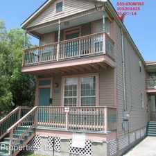 Rental info for 535 S. Tonti in the New Orleans area
