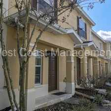 Rental info for 8511 Trail Wind Drive in the Tampa area