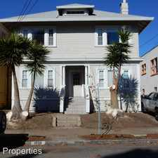 Rental info for 1939 Francisco Street - Unit A - 2 in the Berkeley area