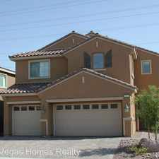 Rental info for 2017 Summer Lily Ave in the Las Vegas area
