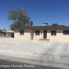 Rental info for 1711 Lewis Ave in the Las Vegas area